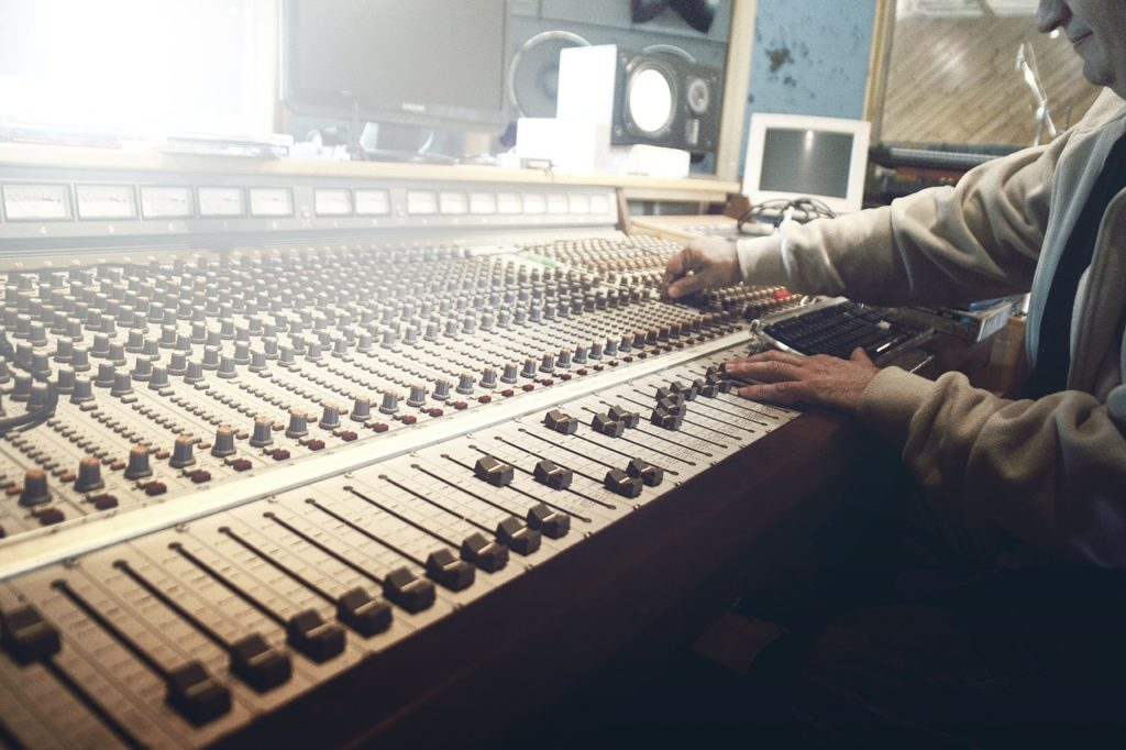 mixing mastering services